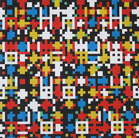 Robert Otto Epstein, 8 Bitterized Fabric (1)