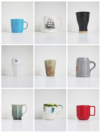 Everyone has a favorite mug, </em>Guest Curator Kelly Sherman