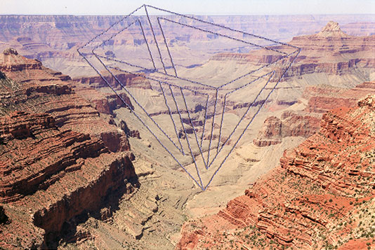 Millee Tibbs, Impossible Geometries (Grand Canyon)