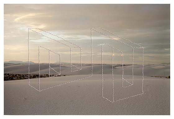 Millee Tibbs, Impossible Geometries (White Sands)