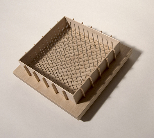 Fritz Horstman, Formwork for a Square Pad