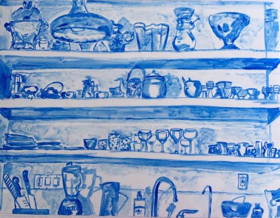 Linda Nagoaka, Shelf Life