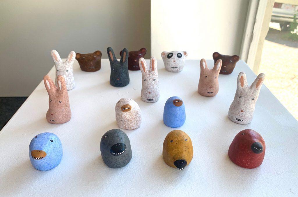 Rebecca Doughty Sculptures