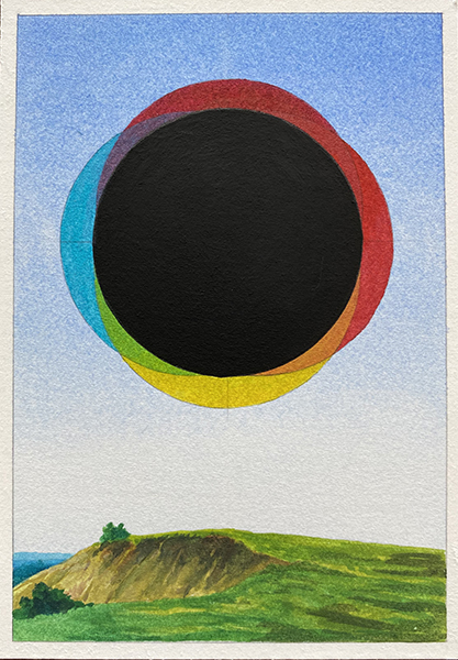 Jon Cowan-'Colors from a Void'