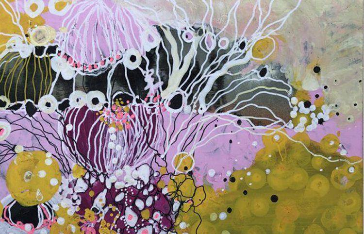 Jenny Brown - 'Jupiter Sea Garden'