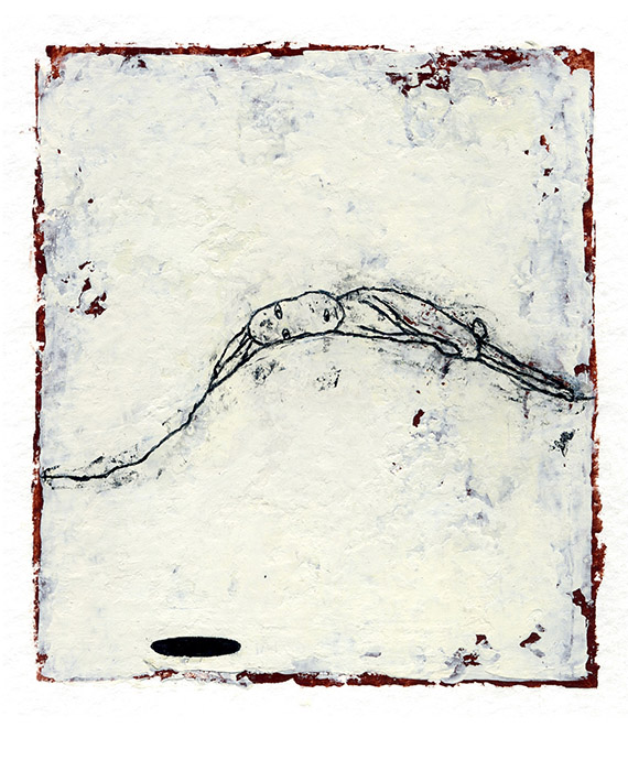 Rebecca Doughty-'Landscape with Hole'