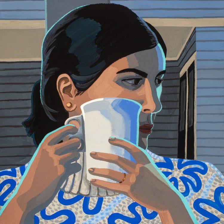 Helena Wurzel - 'Blue Morning'