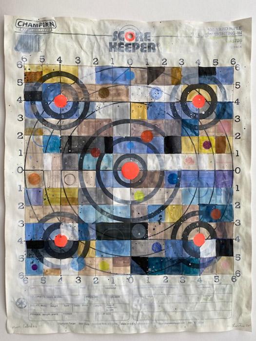 Crystalle Lacouture - 'Moon Calendar (4)'